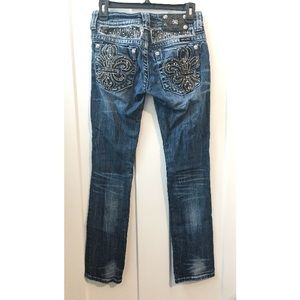 ➡️ NEED TO GO! • miss me • straight leg jeans